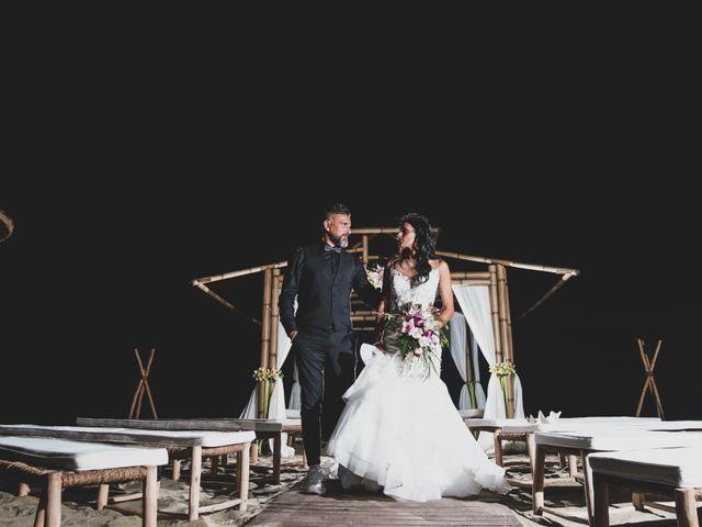 Il matrimonio di Marco e Selvaggia a Fiumicino, Roma 10
