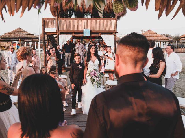 Il matrimonio di Marco e Selvaggia a Fiumicino, Roma 36