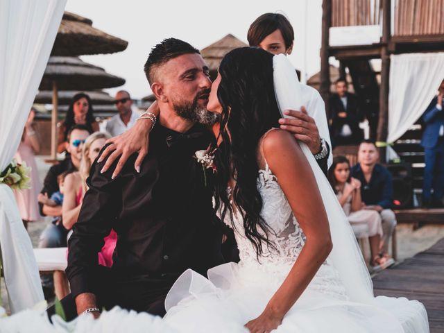 Il matrimonio di Marco e Selvaggia a Fiumicino, Roma 38
