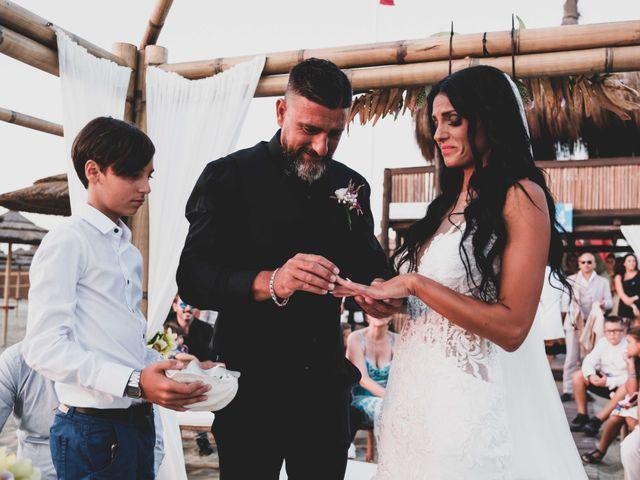 Il matrimonio di Marco e Selvaggia a Fiumicino, Roma 39