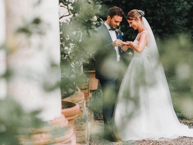 Il matrimonio di Davide e Aurora a Vigonovo, Venezia 1