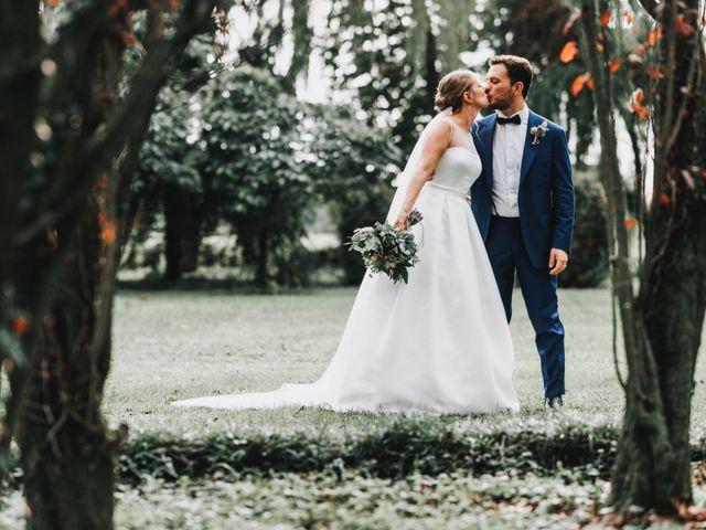Il matrimonio di Davide e Aurora a Vigonovo, Venezia 3