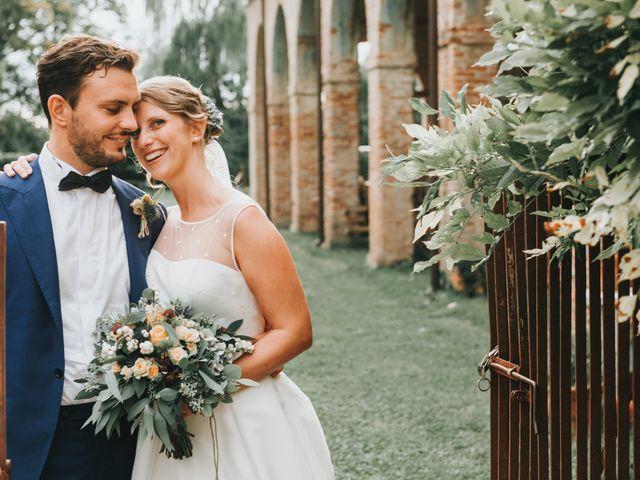 Il matrimonio di Davide e Aurora a Vigonovo, Venezia 9