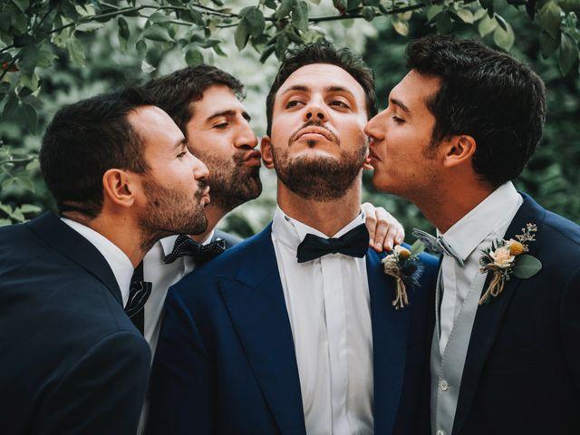 Il matrimonio di Davide e Aurora a Vigonovo, Venezia 34