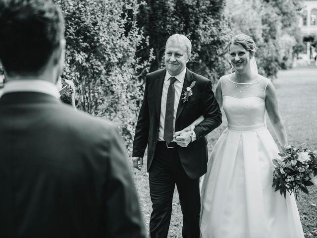Il matrimonio di Davide e Aurora a Vigonovo, Venezia 41
