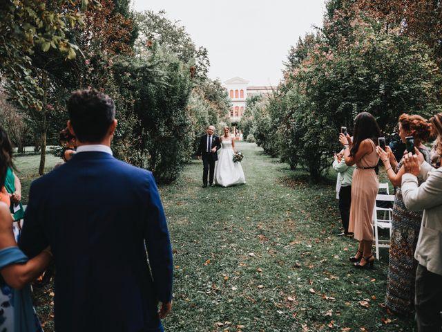 Il matrimonio di Davide e Aurora a Vigonovo, Venezia 42