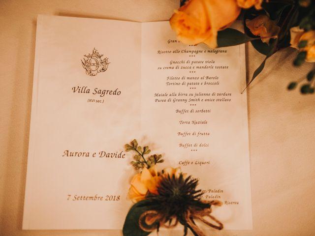 Il matrimonio di Davide e Aurora a Vigonovo, Venezia 58