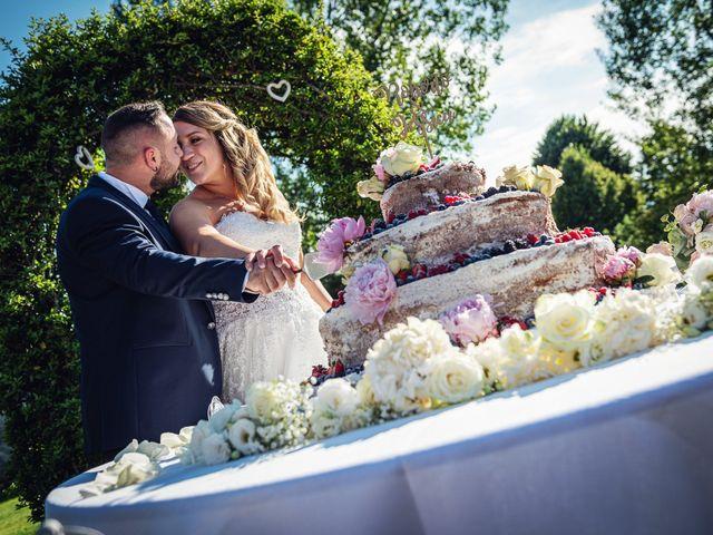 Il matrimonio di Roberto e Jessica a Pinerolo, Torino 33