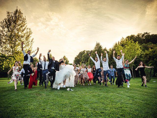 Il matrimonio di Roberto e Jessica a Pinerolo, Torino 35