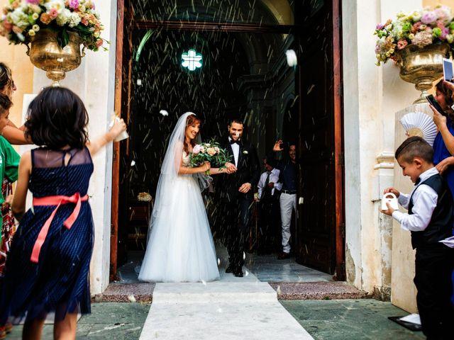 Il matrimonio di Giuseppe e Ilaria a Lamezia Terme, Catanzaro 82
