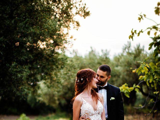 Il matrimonio di Giuseppe e Ilaria a Lamezia Terme, Catanzaro 89