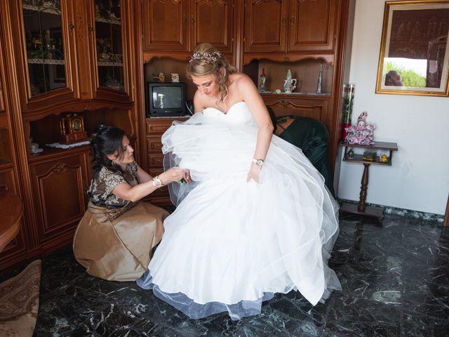 Il matrimonio di Domenico e Erika a Cona, Venezia 8