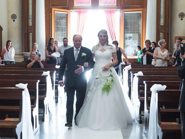 Il matrimonio di Domenico e Erika a Cona, Venezia 13