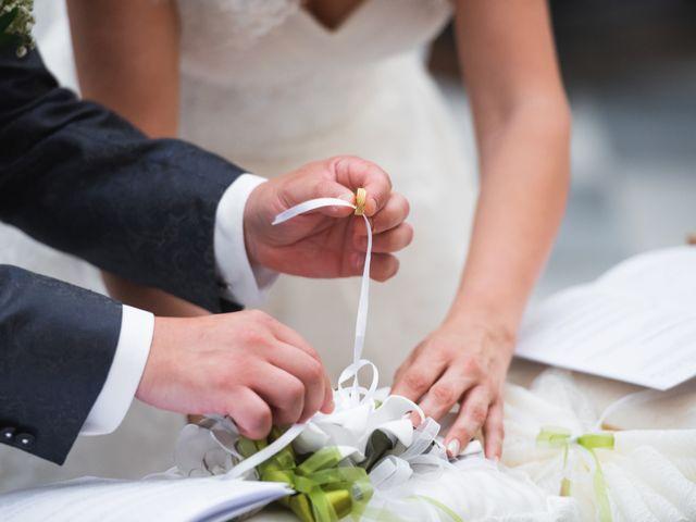 Il matrimonio di Domenico e Erika a Cona, Venezia 14