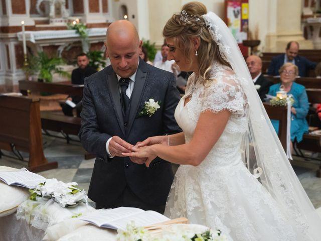 Il matrimonio di Domenico e Erika a Cona, Venezia 15