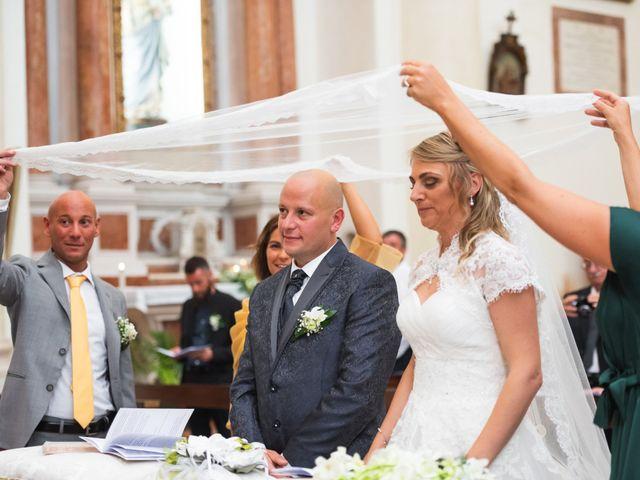 Il matrimonio di Domenico e Erika a Cona, Venezia 16