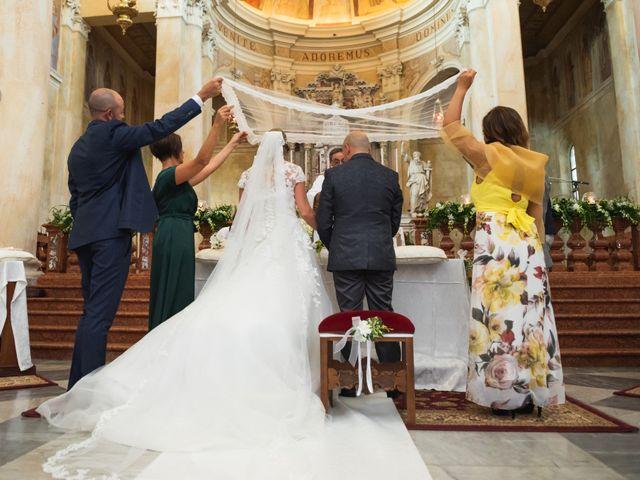 Il matrimonio di Domenico e Erika a Cona, Venezia 17