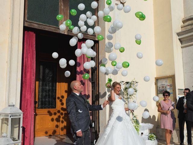 Il matrimonio di Domenico e Erika a Cona, Venezia 19