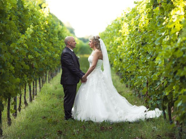 Il matrimonio di Domenico e Erika a Cona, Venezia 22