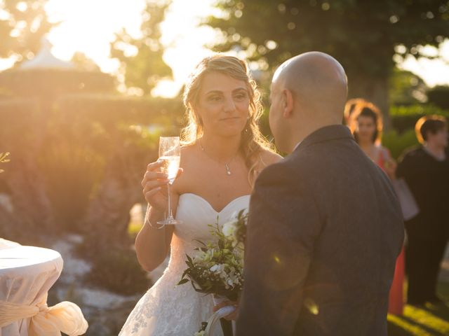Il matrimonio di Domenico e Erika a Cona, Venezia 24