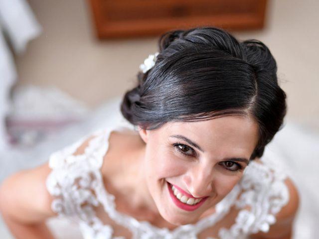 Il matrimonio di Giordano e Rossella a Villa Castelli, Brindisi 5