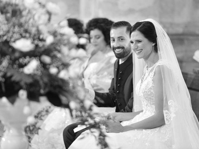 Il matrimonio di Giordano e Rossella a Villa Castelli, Brindisi 7
