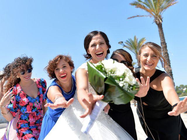 Il matrimonio di Giordano e Rossella a Villa Castelli, Brindisi 9