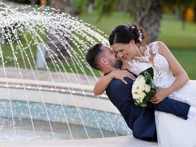 Il matrimonio di Giordano e Rossella a Villa Castelli, Brindisi 13