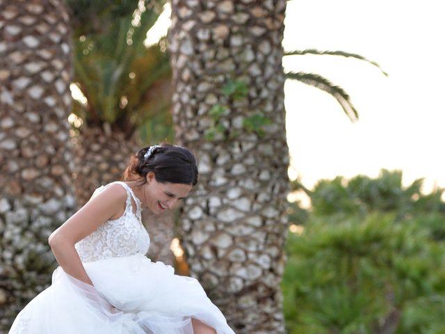 Il matrimonio di Giordano e Rossella a Villa Castelli, Brindisi 1