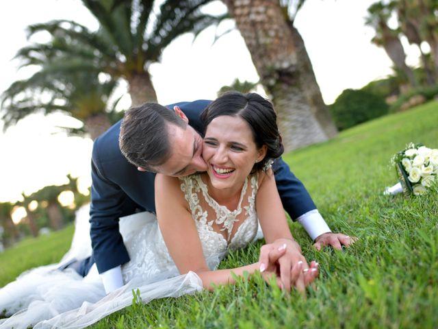 Il matrimonio di Giordano e Rossella a Villa Castelli, Brindisi 15