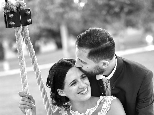 Il matrimonio di Giordano e Rossella a Villa Castelli, Brindisi 2