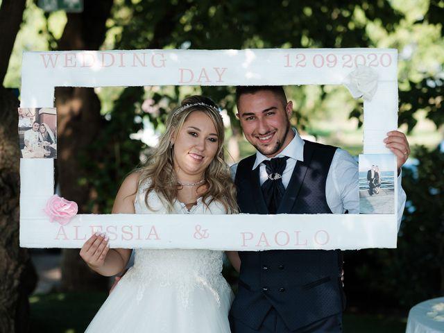 Il matrimonio di Paolo e Alessia a Romans d'Isonzo, Gorizia 25