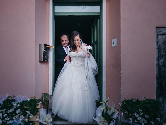 Il matrimonio di Matteo e Marzia a Carrara, Massa Carrara 42
