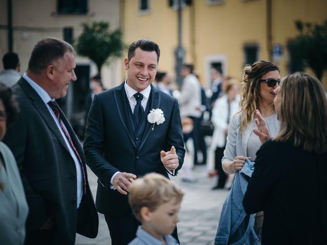 Il matrimonio di Matteo e Marzia a Carrara, Massa Carrara 43