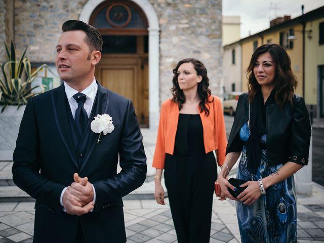 Il matrimonio di Matteo e Marzia a Carrara, Massa Carrara 45
