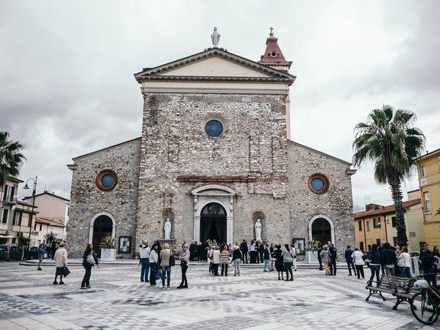Il matrimonio di Matteo e Marzia a Carrara, Massa Carrara 47