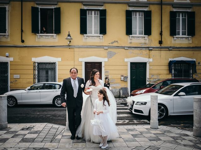 Il matrimonio di Matteo e Marzia a Carrara, Massa Carrara 49