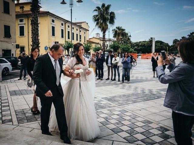 Il matrimonio di Matteo e Marzia a Carrara, Massa Carrara 50