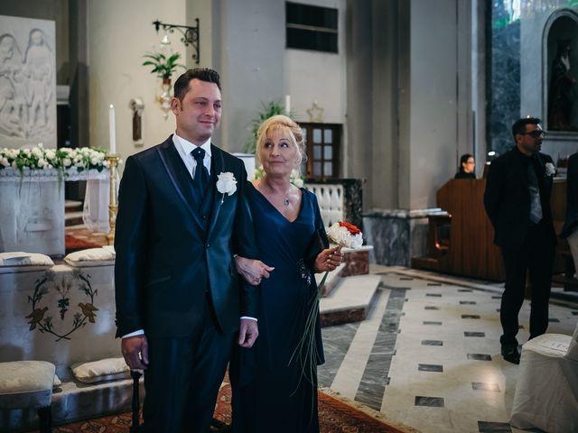 Il matrimonio di Matteo e Marzia a Carrara, Massa Carrara 54