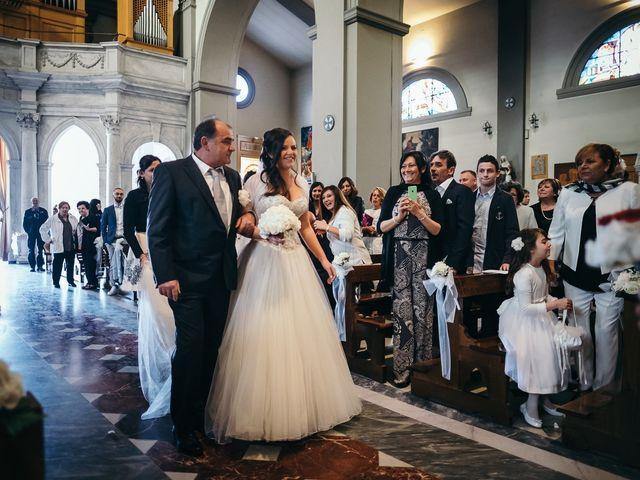 Il matrimonio di Matteo e Marzia a Carrara, Massa Carrara 55