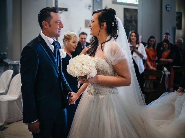 Il matrimonio di Matteo e Marzia a Carrara, Massa Carrara 56