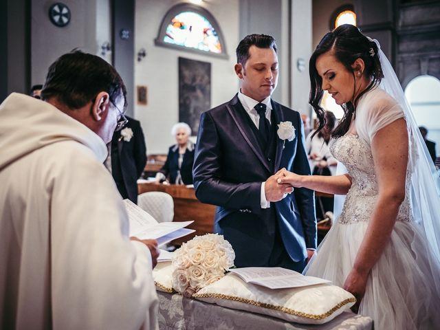 Il matrimonio di Matteo e Marzia a Carrara, Massa Carrara 59