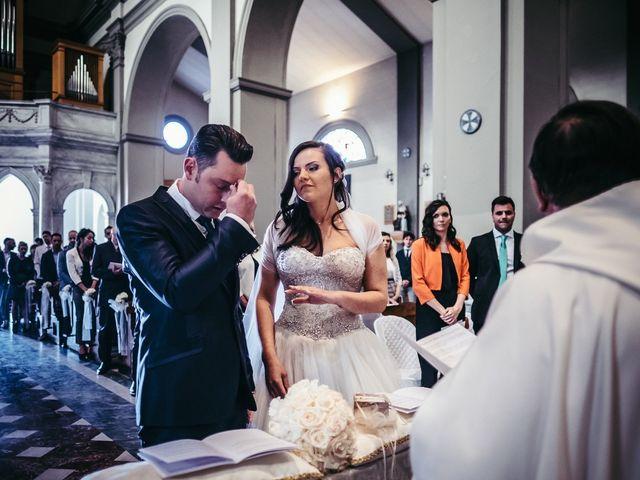 Il matrimonio di Matteo e Marzia a Carrara, Massa Carrara 61