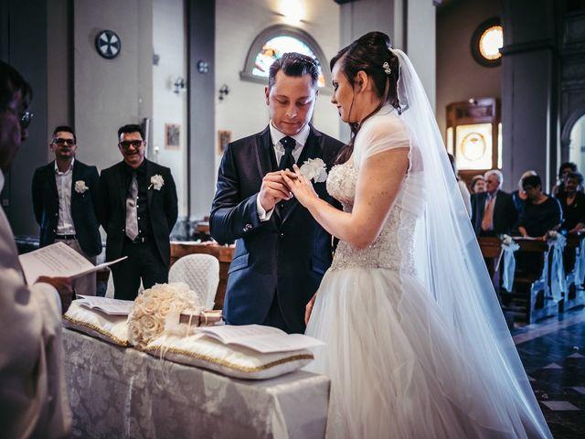 Il matrimonio di Matteo e Marzia a Carrara, Massa Carrara 62