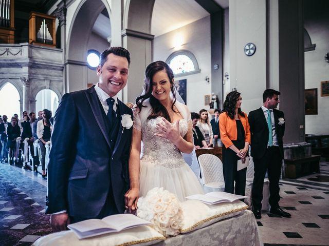 Il matrimonio di Matteo e Marzia a Carrara, Massa Carrara 65