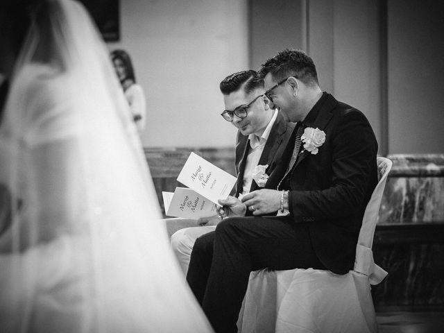 Il matrimonio di Matteo e Marzia a Carrara, Massa Carrara 70