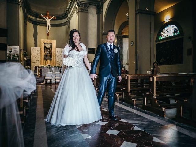 Il matrimonio di Matteo e Marzia a Carrara, Massa Carrara 80