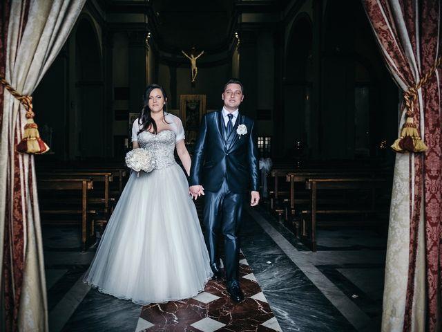 Il matrimonio di Matteo e Marzia a Carrara, Massa Carrara 81