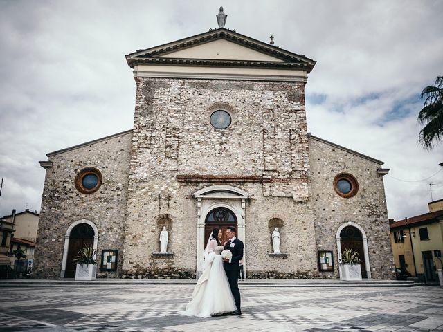 Il matrimonio di Matteo e Marzia a Carrara, Massa Carrara 89