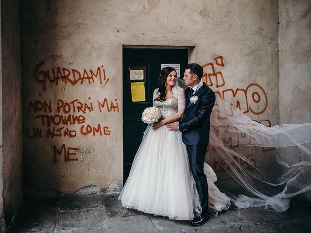 Il matrimonio di Matteo e Marzia a Carrara, Massa Carrara 93
